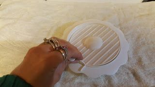 Melissa's Marvelous Review Forum: Hamburger Patty Maker by Orblue is lightweight,dur...