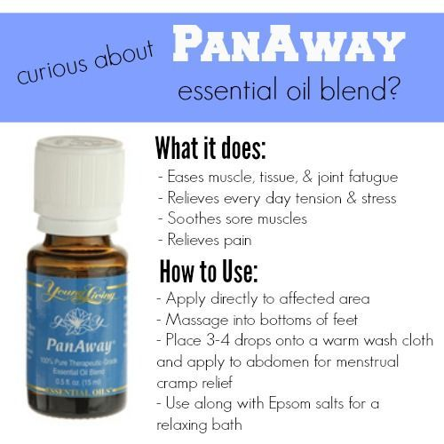 Panaway Essential Oil Recipe – Dandk Organizer