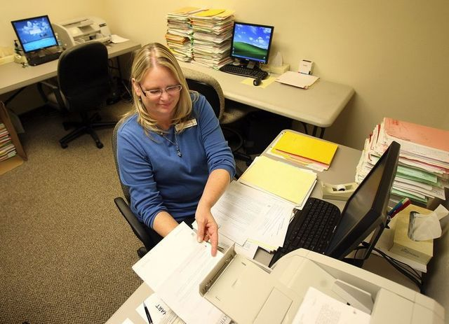 The Medical Records Technicians Have To Make It Certain That The