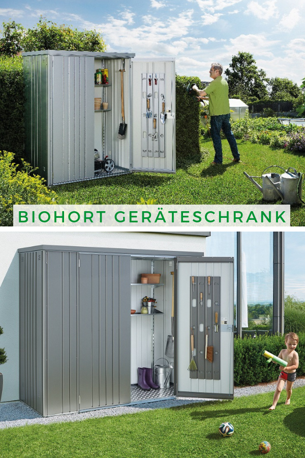 Biohort Gerateschrank Mit Bildern Biohort Gerateschrank Gerateschrank Moderner Schuppen