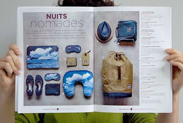 Nature & Découvertes ÉTÉ 2014 On the Road Collection bagagerie