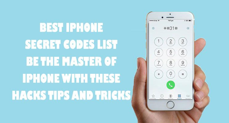 Are You Searching for iPhone Secret Codes and Hacks? Find