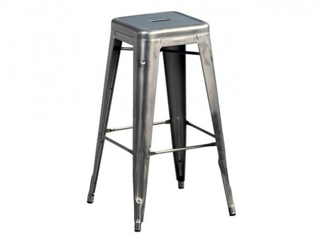 tabouret industriel - Tabouret De Bar Metal Industriel