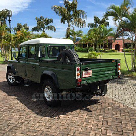 Land Rover Defender 130 2001 2500cc Pickup 4x4 Land Rover Defender 130 Autos Autos Usados