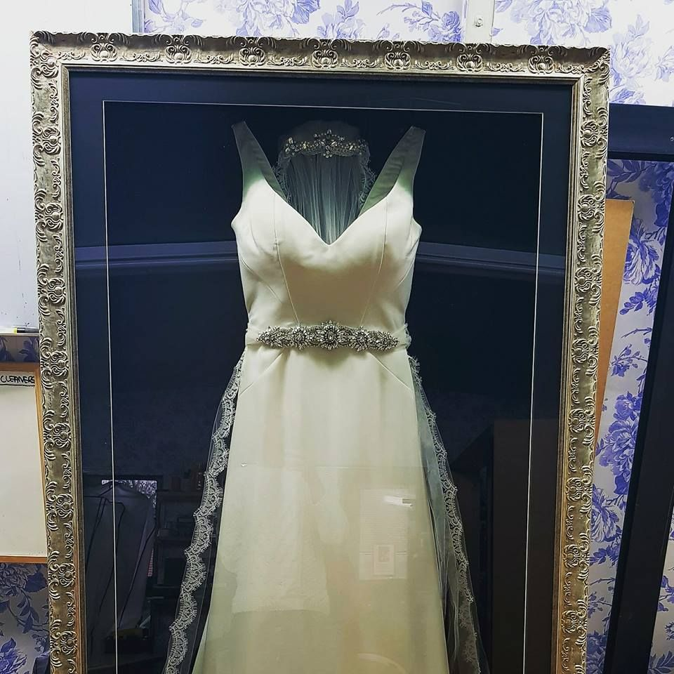 Pin by whitney paschall on wedding dress display ideas in