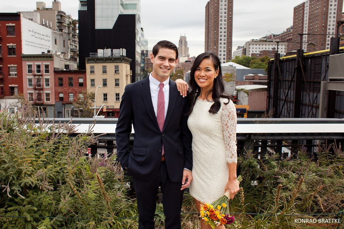 Highline Archives Konrad Brattke Wedding Photography Brooklyn City Hall