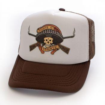 TOXICO - #Suerto £13.95 http://toxico.uk/29-headwear?p=2 #mexican #skull #trucker