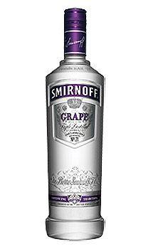 Smirnoff Grape Flavored Vodka, $55.00 #vodka #gifts #1877spirits