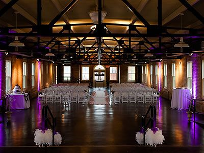 The Filter Building On White Rock Lake Dallas Texas Wedding Venues 1