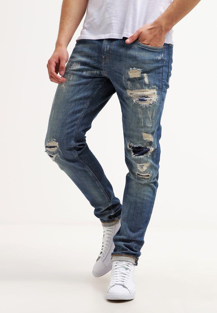 Slim Blue 169 95 amp; Denim Soda Fit Jeans Scotch Pack Rat Skim qYfBwqxSO