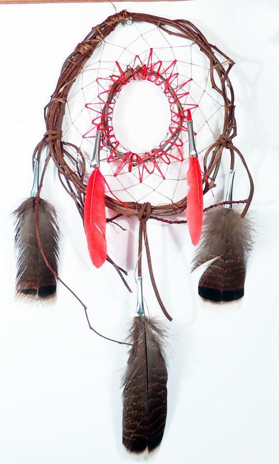 Authentic Native American Dream Catcher Wall Hanging Wall Etsy Dream Catcher Native American Crafts Dream Catcher Native American