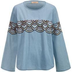 Photo of Slip-on blouses for women