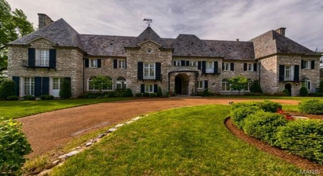 Most Expensive House In Missouri Priciest Home For Sale In