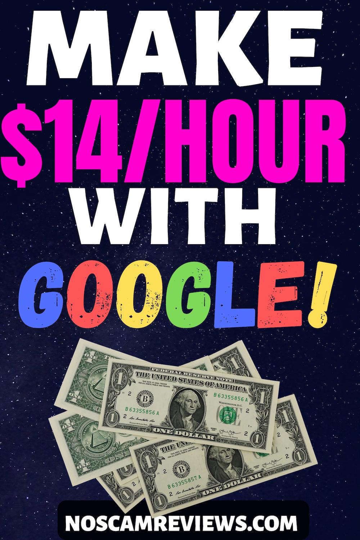 Google Make Money From Home