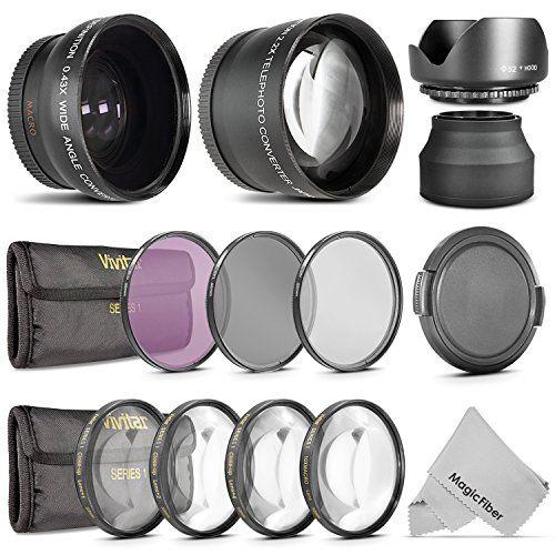 Robot Check Camera Accessories Nikon Dslr Wide Angle Lens