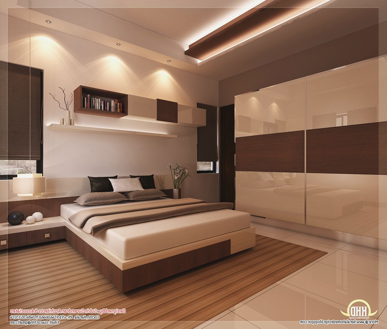 Bedroom designs india low cost more picture bedroom for Bedroom interior design india