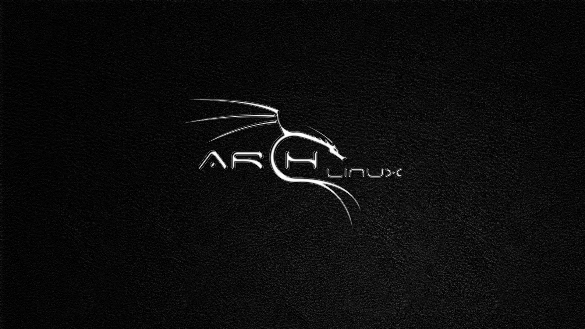 Black Arch Linux Wallpaper - WallpaperSafari | Desktop wallpaper