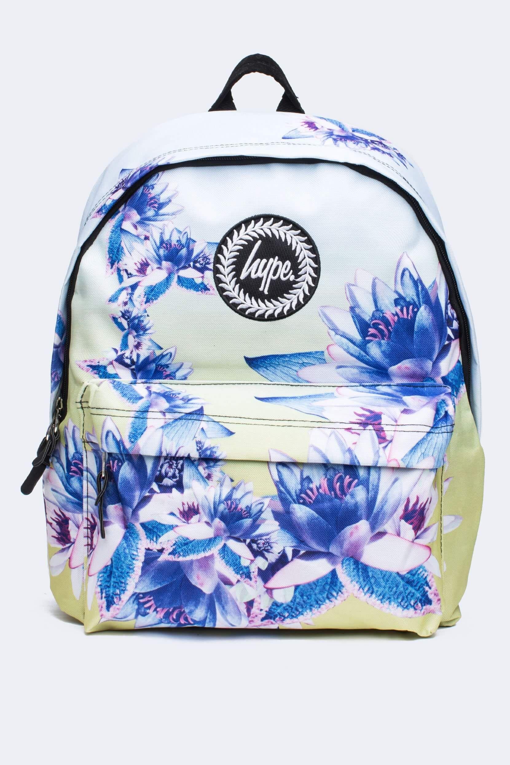 Hype Allover Floral Backpack