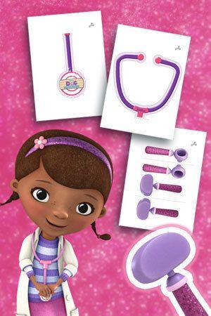 Instrumental De La Doctora Dra Juguetes Juegos De Disney Juegos De Disney Channel
