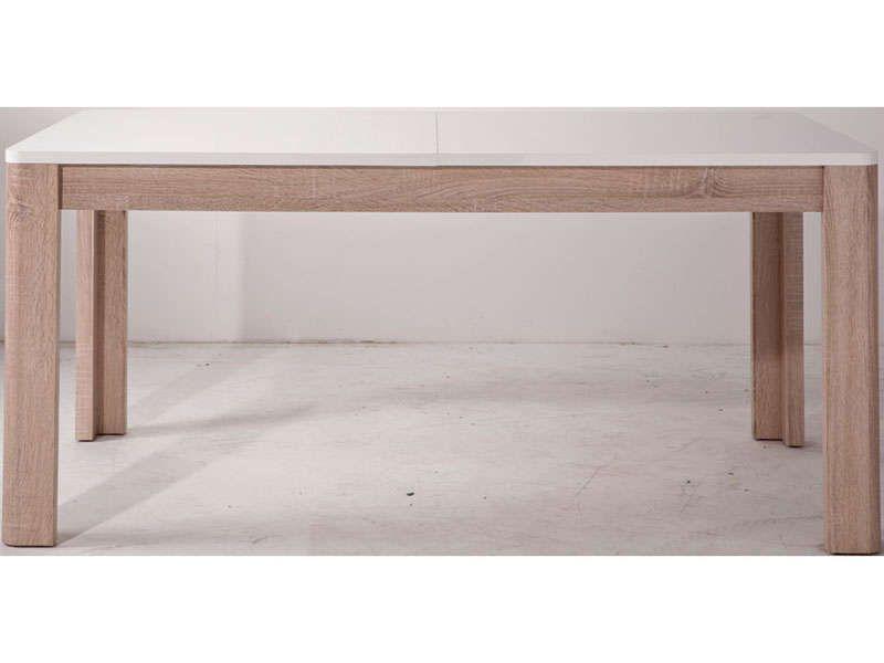Table Rectangulaire 539574 Table De Cuisine Cuisine Conforama Meuble Cuisine