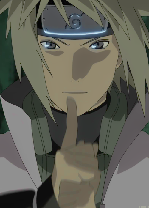 Cuarto Hokage a puertas de una importante decisión. | Mundo Naruto ...