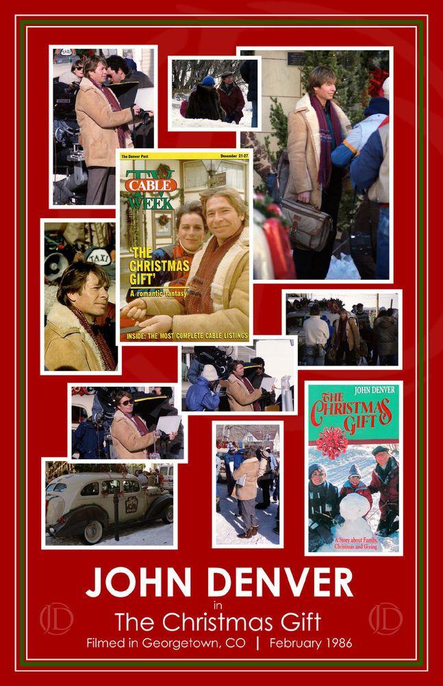 John Denver Christmas Gift 11x17 Poster John Denver John Denver Christmas John Denver Pictures