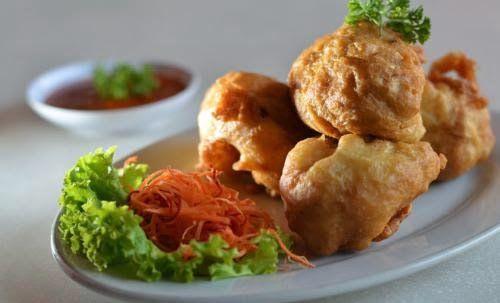 Resep Tahu Mercon Goreng Pedas Mantap Resep Tahu Resep Makanan Pembuka Makanan