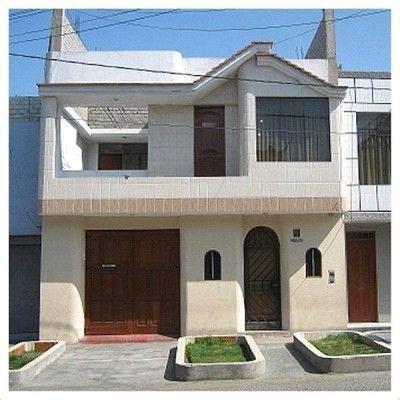 Modelos de fachadas para casas de 2 pisos mishelly for Fachadas casas de dos pisos pequenas
