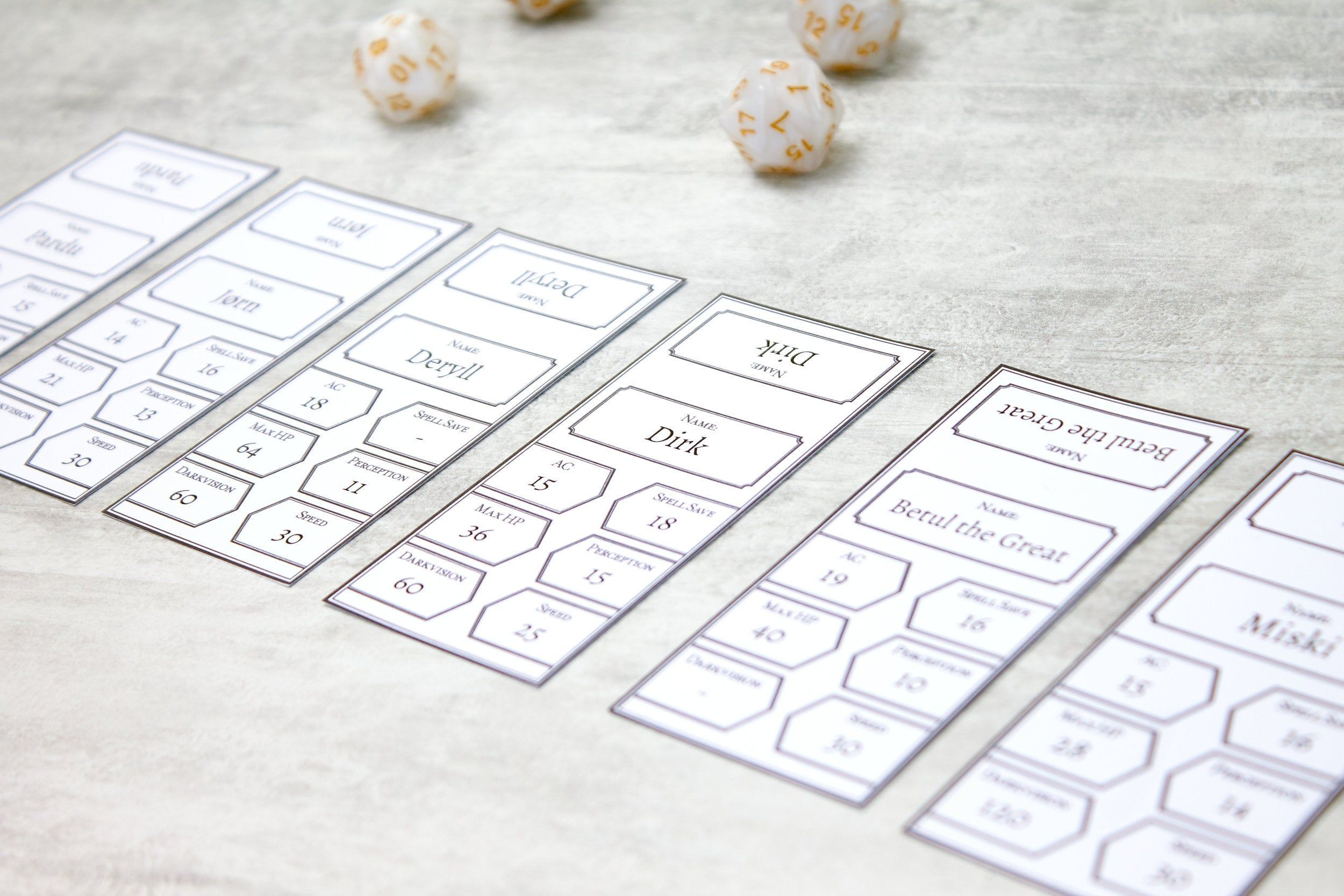 Mini Initiative Tracker Cards Black Fillable Pdf Combat Tracking Character Cheat Sheets D D Dungeons And Dragons Tabletop Rpg Dungeons And Dragons D D Dungeons And Dragons Parchment Cards