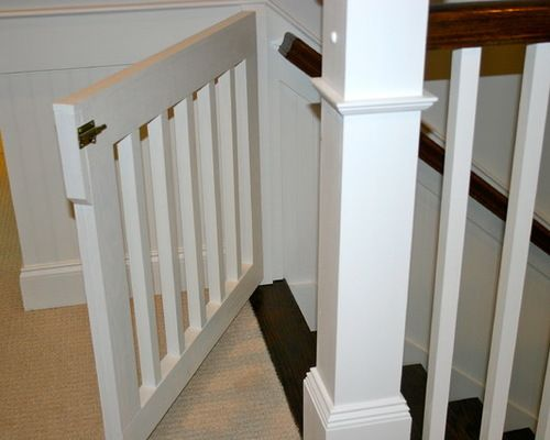 Image Result For Built In Baby Gate Abode Stair Gate
