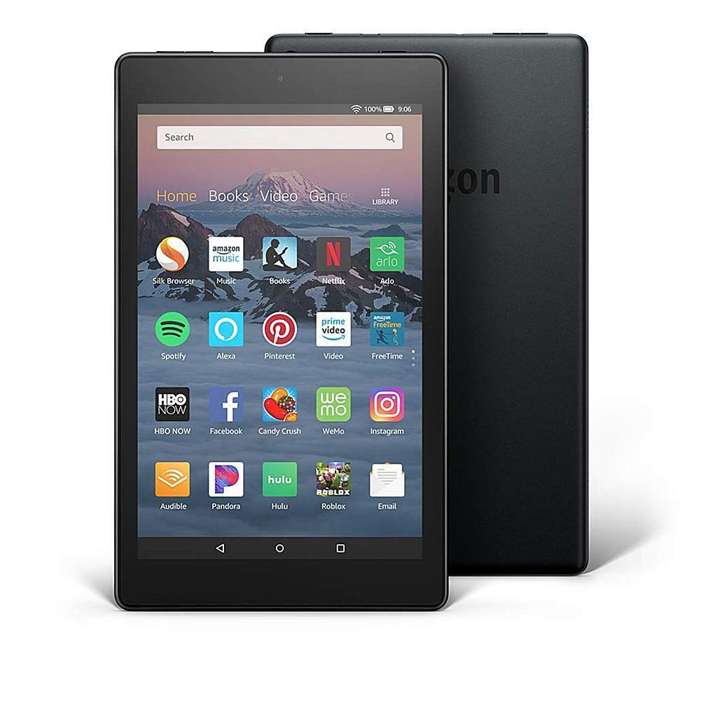 Amazon Fire Hd 8 Ips 16gb Alexa Enabled Tablet 8854858 Fire