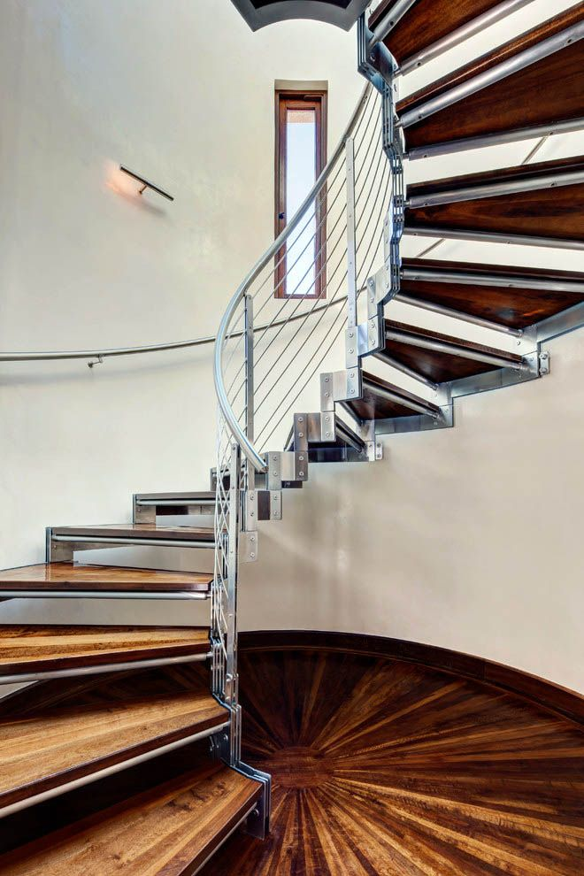 Best 13 Spiral Staircase Design Ideas For Small Spaces With 400 x 300