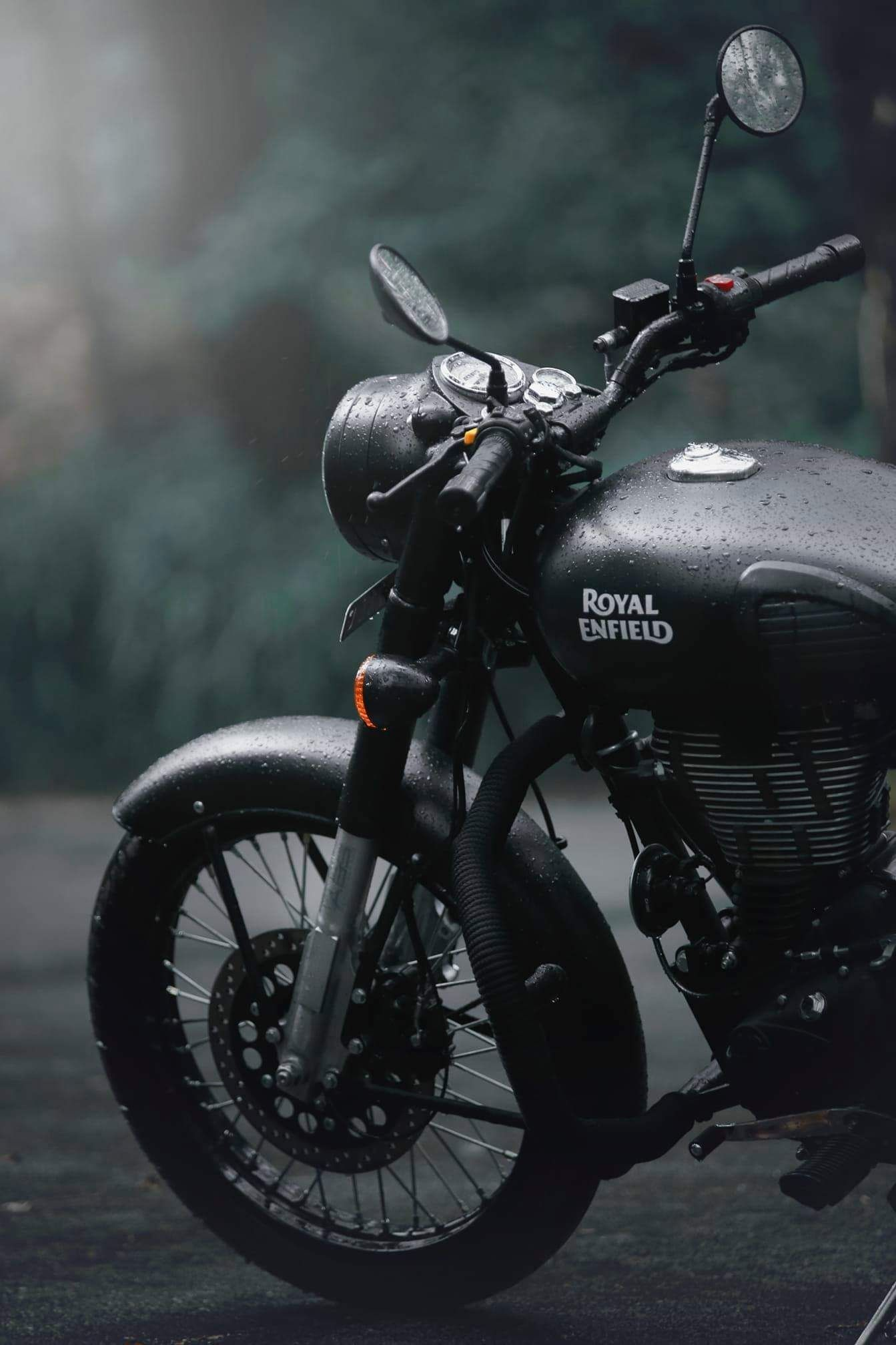 Photo of Inspirational Royal Enfield 4k Wallpapers
