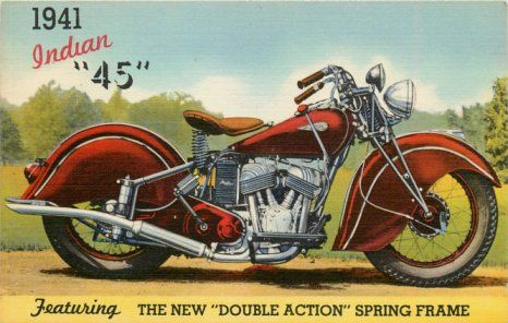 """1941 Indian """"45"""""""