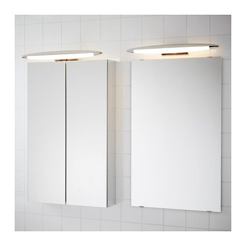 Skepp Led Cabinet Wall Light Ikea Bathroom Lighting Bathroom