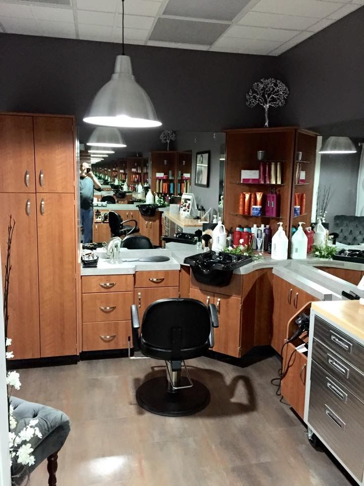 Pin By Studio Xo Hair On New Salon Home Salon Salon Decor