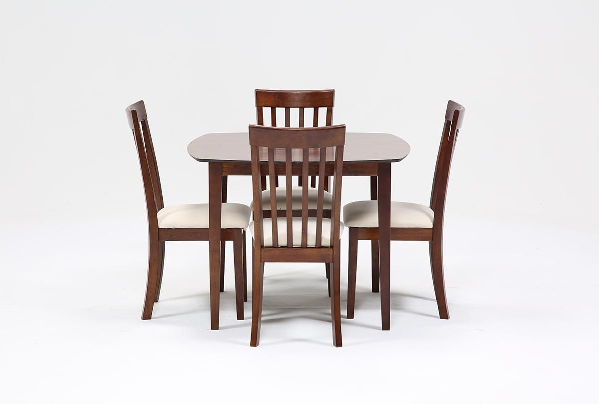Ross 5 Piece Dining Set 360 Breakfast Table 5 Piece Dining