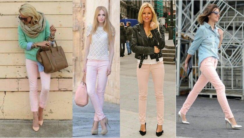 Pantalon Rosa Palo Fashion Women Womens Fashion