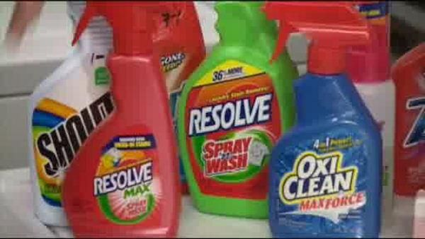Consumer Reports Best Stain Removers Abc7 New York Archive