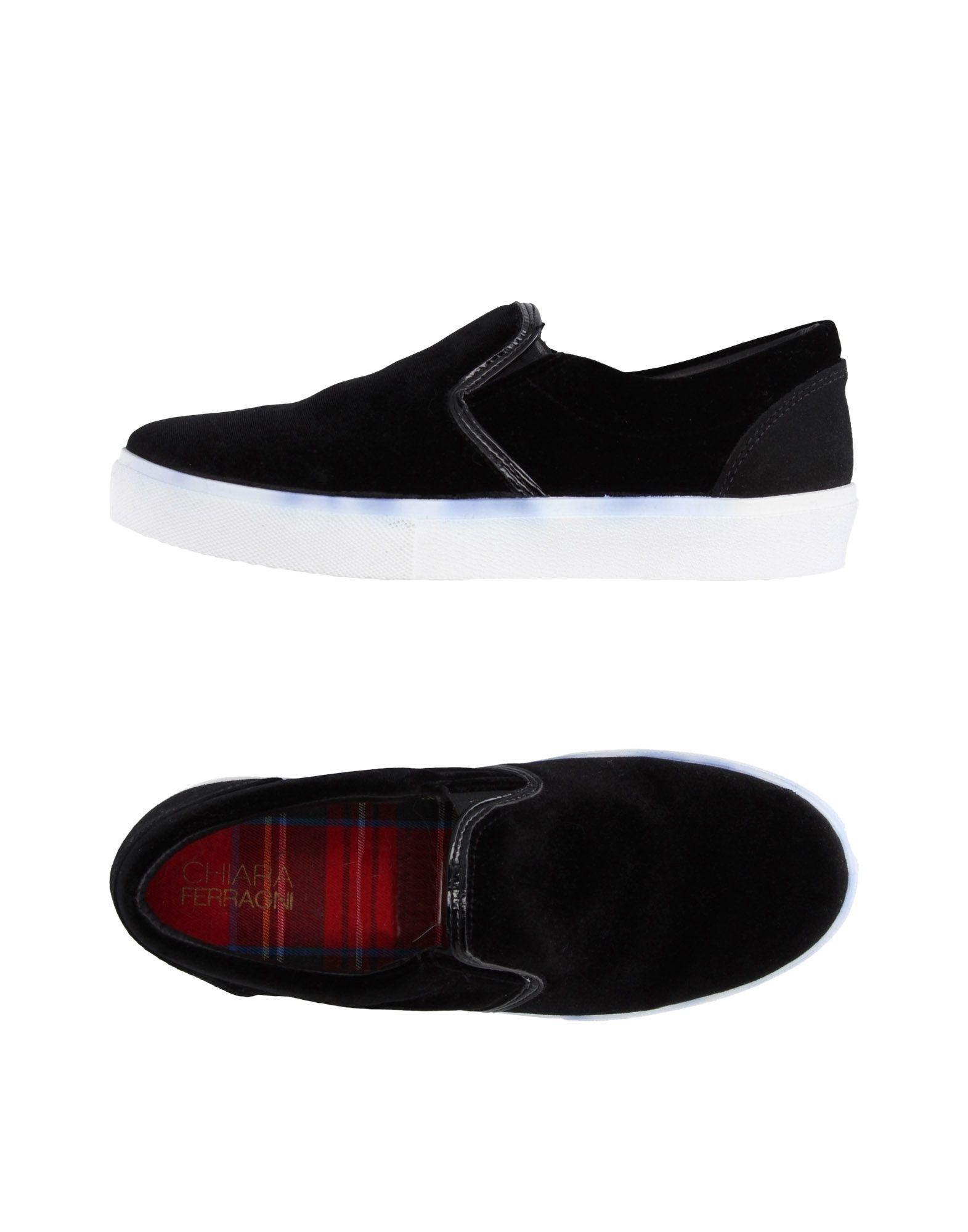 CHIARA FERRAGNI Sneakers by Chiara Ferragni in 2018  478cbaface5