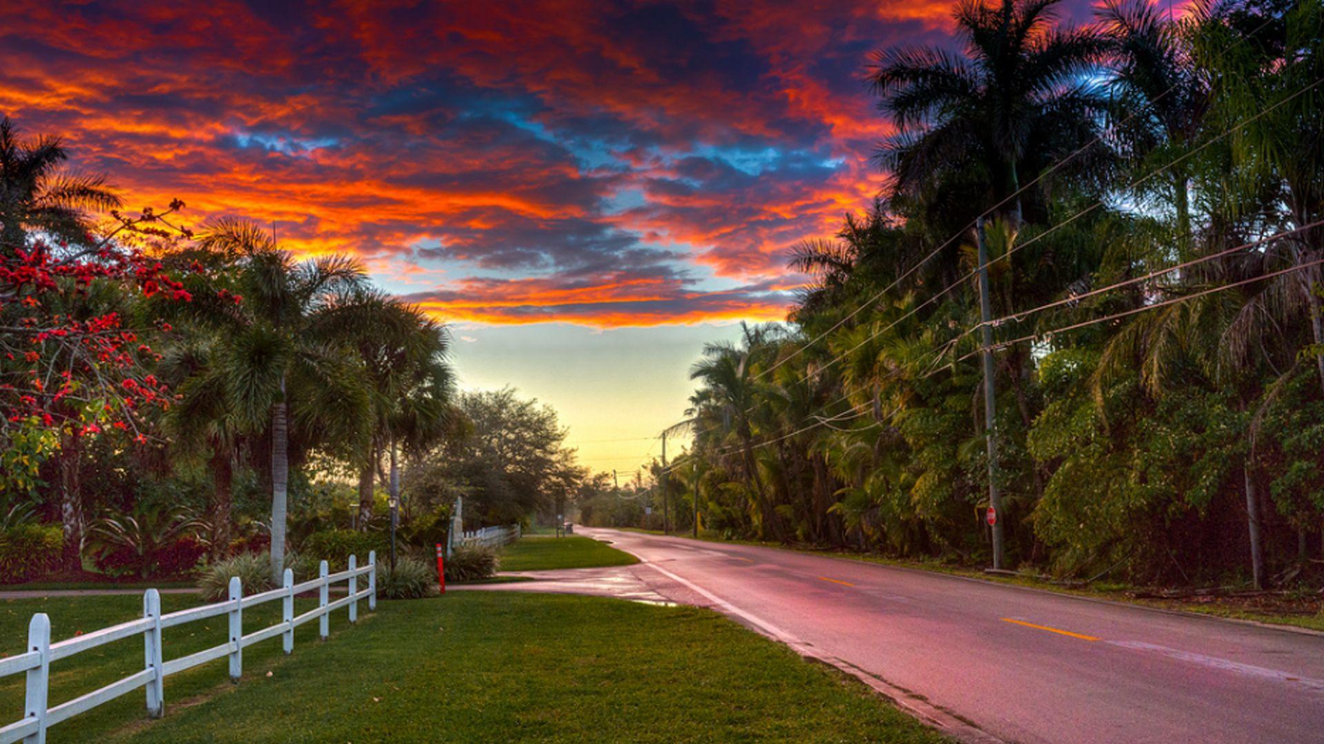 Florida Sunset [1920x1080]