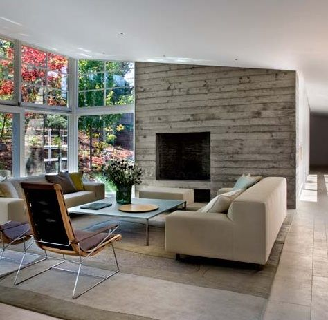All remodelista home inspiration stories in one place sf - Maison wooden concrete nestor sandbank ...