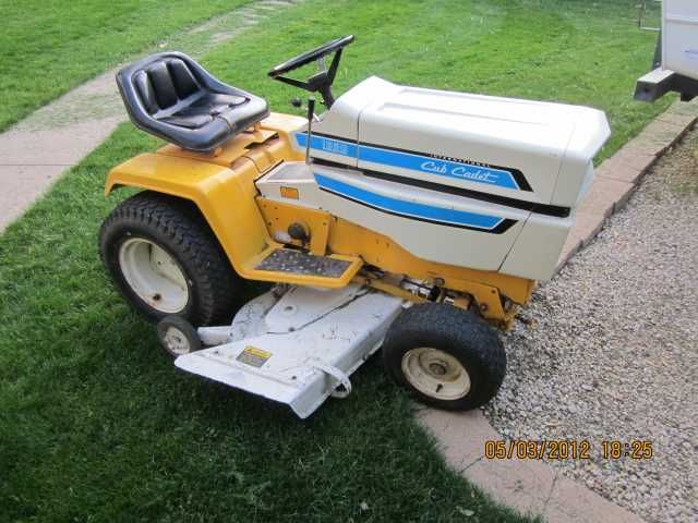 Paint Colors Things I Want To Make Or Repair Cub Cadet