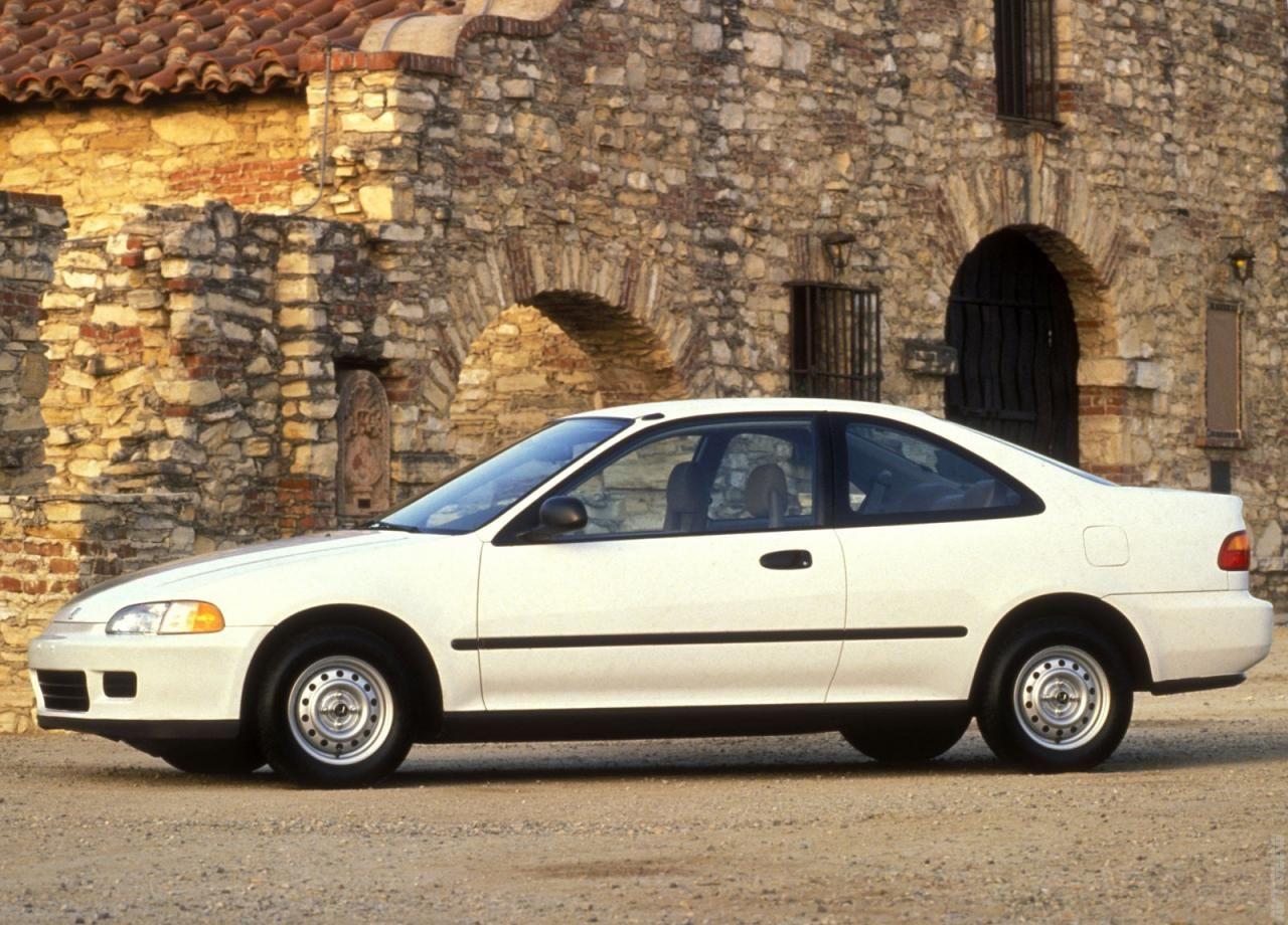 Katalog 1993 Honda Civic Coupe Honda Civic Dx Honda Civic Civic Coupe