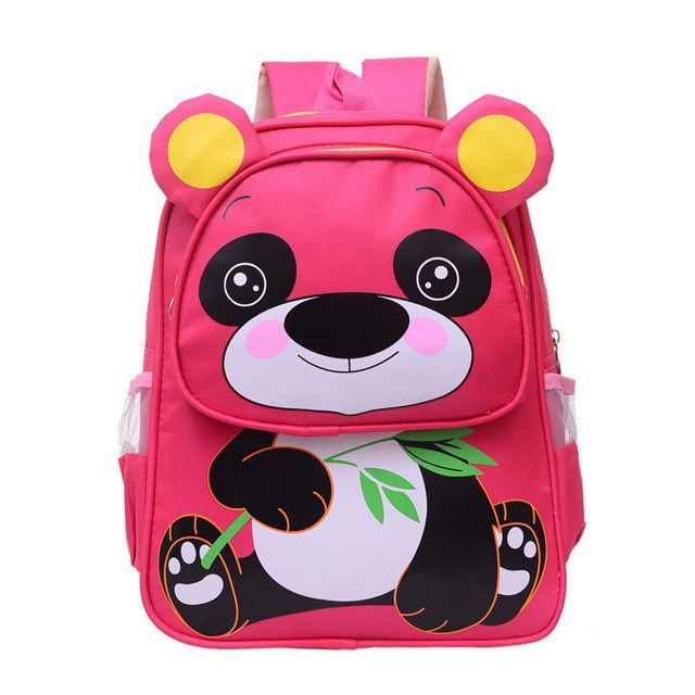 ddd604533c4a Aged 1-3 Toddler backpack Anti-lost kids baby bag cute animal dog ...