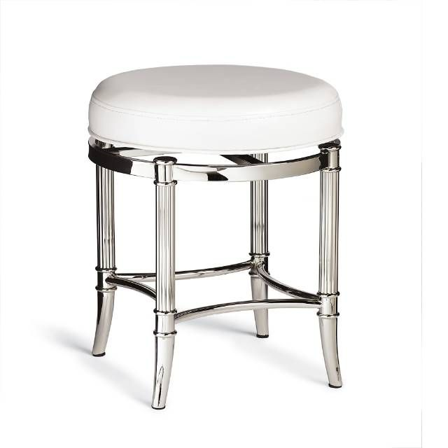 Bailey Swivel Vanity Stool Vanity Stool Stool Shabby Chic Bathroom