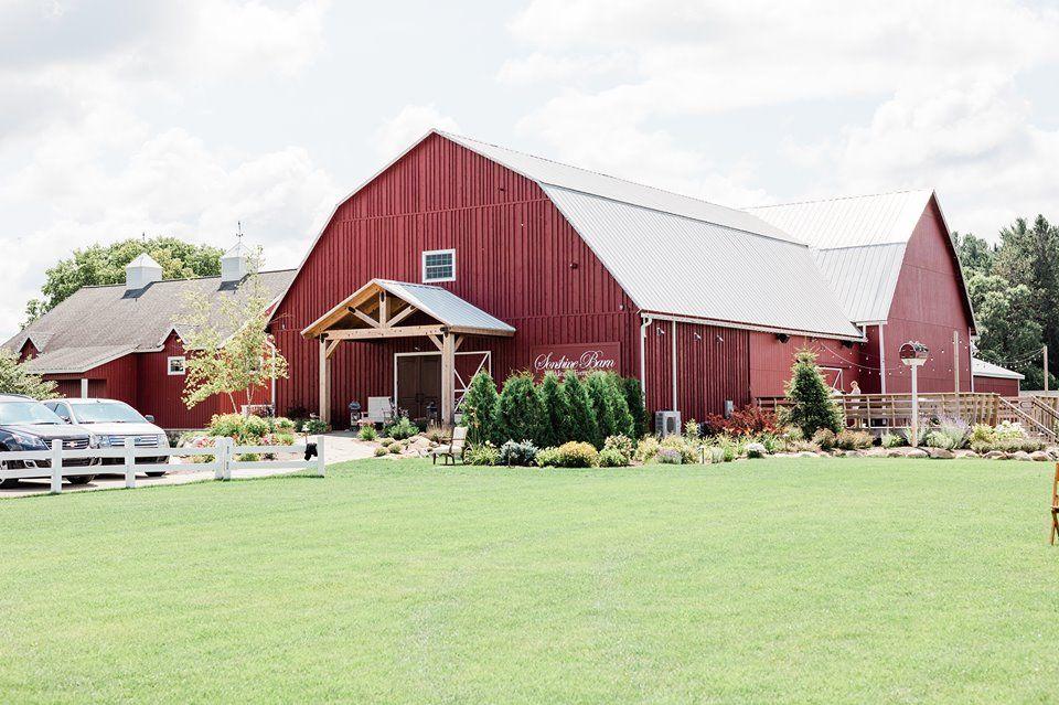 Entrance to our barn. Photo Morgan Diane Photography ...
