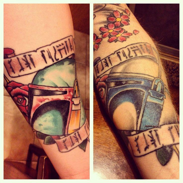 Star Wars Tattoo | Tattoo for son, Tattoos, Father son tattoo