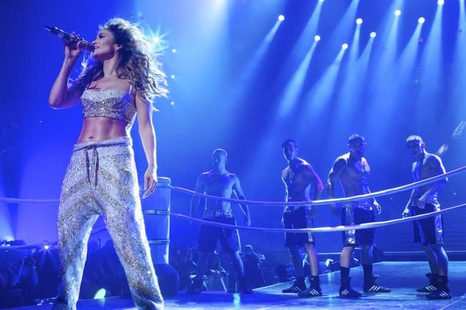 Jennifer Lopez Residency at Planet Hollywood, Las Vegas
