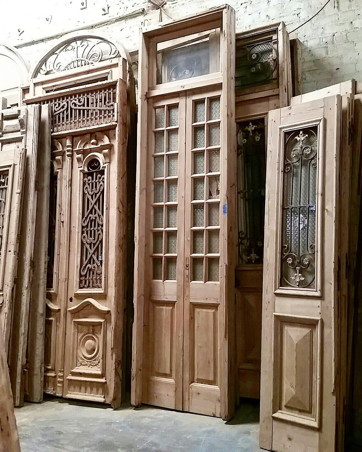Cabinets   New Orleans, LA   The Bank Architectural Antiques